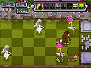 Play Monster s lawn Game