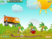 Play Animal truck Game