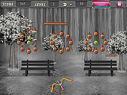 jeu Coconut Arrow Shooting