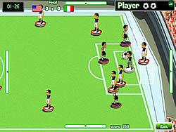 Gioca gratuitamente a Flicking Soccer