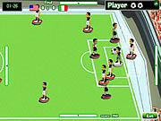 Permainan Flicking Soccer