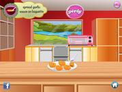 เกมส์ทำขนมปังกระเทียม