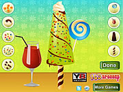 Play Kulfi ice decor Game