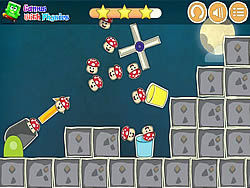 Mushroom Cannon 3 game