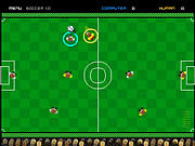 Play Pocket soccer Game