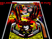 Play Super pinball behind the mask 1994 Game