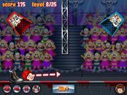 Play Bieber kicker Game