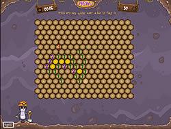 Mole Mines game