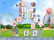 Play Park of happiness solitaire Game