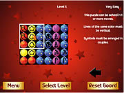 Play Xmas color twist Game