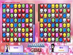 Magical Gems game