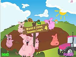 Piggy Fart game