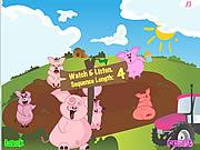 jeu Piggy Fart