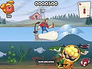 Play Super dynamite fishing Game