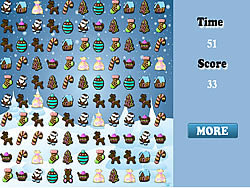Christmas Cookie game