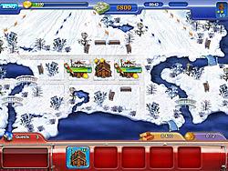 Ski Resort Mogul game