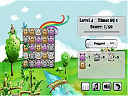 Play Funny zoo puzzle Game
