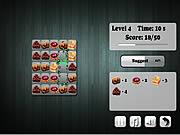 Juega al juego gratis Choco Line Puzzle