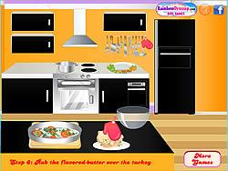 Thanksgiving Turkey Cooking Game game