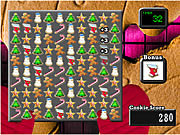 Play Christmas cookies game Game