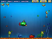 Play Green submarine Game