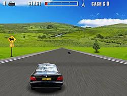 Permainan Action Driving