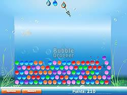 Bubble Dropper game