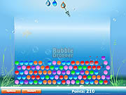 Bubble dropper Gioco
