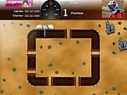 Moto X Jump game