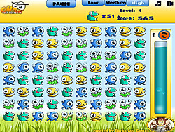 Mini Monsters game