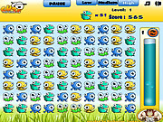 Play Mini monsters Game