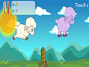 Play Running sheep Game