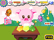 Play Musical piggy Game