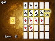 Play free game Poker Square