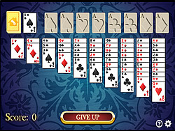 Lady Jane Solitaire game
