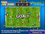Play Real soccer Game