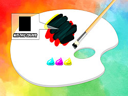Colour Mixing game