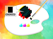 Colour mixing Gioco