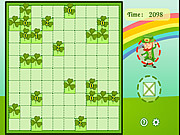 Play Green leprechauns Game