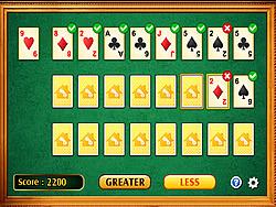 Lucky Card game
