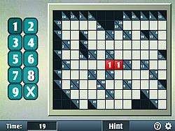 Kakuro game