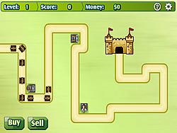 Castle Defense game