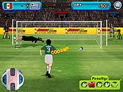 Copa  America Argentina 2011 (english) game