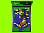 Scooby Doo Pinball game