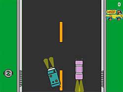 Scooby Doo Highway Smash game