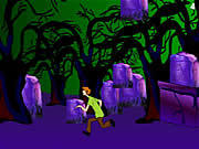 Play Scooby doo graveyard scare Game