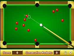 Jogar jogo grátis Pool Practice