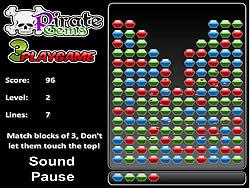 Jogar jogo grátis Pirate Gems