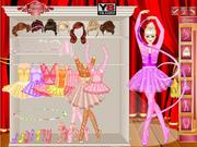 Play Miss ballerina dress up Game