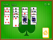 Aces up solitaire Gioco